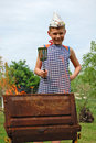 Little Cook Stock Image - 14108621