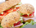 Quick Snack - Sandwich Royalty Free Stock Photo - 14112535