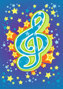 Poster Music Stock Images - 14118684