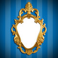 Gold Frame Royalty Free Stock Image - 14121906