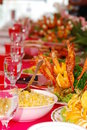 Dining Table Royalty Free Stock Image - 14122636