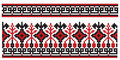 Ukrainian Embroidery Texture Element Royalty Free Stock Image - 14131686