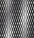 Perforated Metal Background Stock Image - 14150071