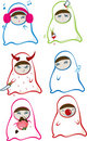 Adorable Ghost Stock Image - 14150241