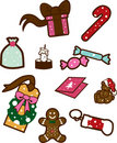 Christmas Goodies Royalty Free Stock Photos - 14151218