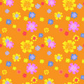 Vector Floral Pattern Stock Image - 14164321