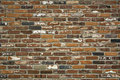 Colorful Painted Brick Background Royalty Free Stock Photo - 14193765