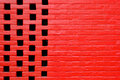 Red Wall Royalty Free Stock Photos - 14194278
