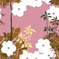 Seamless Floral Pattern Stock Images - 14197024
