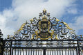 Buckingham Palace Gate Stock Photography - 14214822