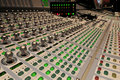 Audio Post Production Mixing Console Stock Images - 14222974