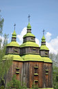 Wooden Church Royalty Free Stock Photography - 14248407