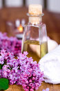 Bath And Spa Items Stock Image - 14253841
