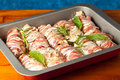 Chicken Roulade Royalty Free Stock Image - 14257156