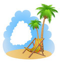 Vacation Background Royalty Free Stock Image - 14262856