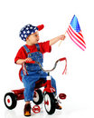 Preschooler Displaying Colors Royalty Free Stock Images - 14271299