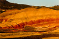 Painted Hills Stock Image - 14285461