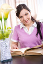 Reading Book Stock Photography - 14289892