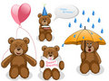 Teddy Bears Royalty Free Stock Image - 14291926