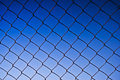 Chain Link Fencing Royalty Free Stock Images - 14297949