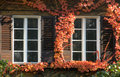 Two Windows Stock Photography - 1438572