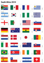 World Cup 2010 / Vector Royalty Free Stock Photo - 14328085