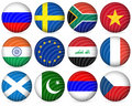 National Circle Icon Collection 4 Royalty Free Stock Image - 14330116