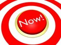 Now! Button Stock Photography - 14331332