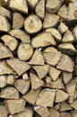 Stack Of Firewood Stock Images - 14338584