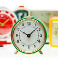 Alarm Clock Set Royalty Free Stock Photos - 14339368