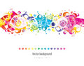 Abstract Colorful Background. Vector. Royalty Free Stock Photos - 14359868