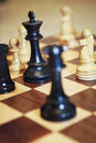 Chess Game Stock Photography - 14385032