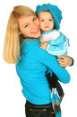 Mother With Baby Boy Stock Photography - 14385082