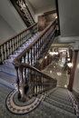 Old Staircase Into Hallway Stock Photography - 14388522