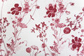 Flower Fabric Texture Stock Image - 14395581
