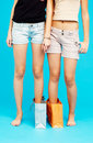These Bags Are Made For Shopping.  Let S Go.  Stock Image - 1446521