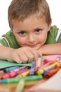 Crayons Stock Images - 14400674