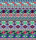 African-tribal-art Pattern Royalty Free Stock Images - 14404969