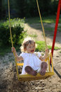 On The Swings Royalty Free Stock Photography - 14412157