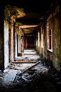 Lost City. Abandoned Construction Royalty Free Stock Images - 14422529