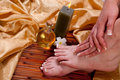 Manicure And Pedicure Royalty Free Stock Photo - 14452115