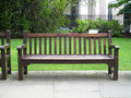 Old Bench Stock Image - 14452581