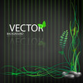 Abstract Background. Vector Jungle Stock Images - 14454484