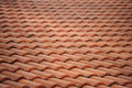 Red Roof Tile Stock Photo - 14467890