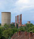 Industrial City Royalty Free Stock Image - 14478816