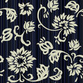 Retro Floral Seamless - Wallpaper Royalty Free Stock Photos - 14488838