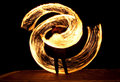 Fire Show Royalty Free Stock Image - 14494496