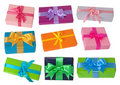 Colorful Presents Royalty Free Stock Photos - 14495308