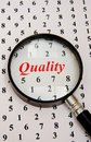 Quality Counts. Logo Or Branding  Royalty Free Stock Images - 14496819