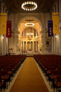 Church Interior Royalty Free Stock Photo - 1451945